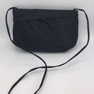 Salvatore Ferragamo Black Crossbody or Clutch